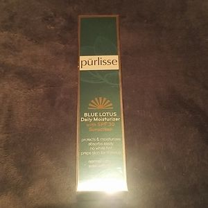 Purlisse blue lotus daily moisturizer